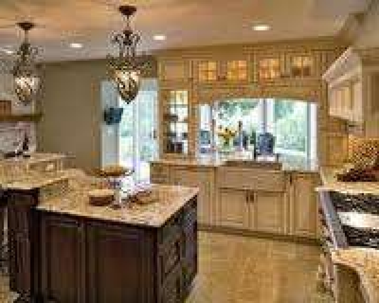 Free download Tuscan kitchen style design ideas cabinets ...