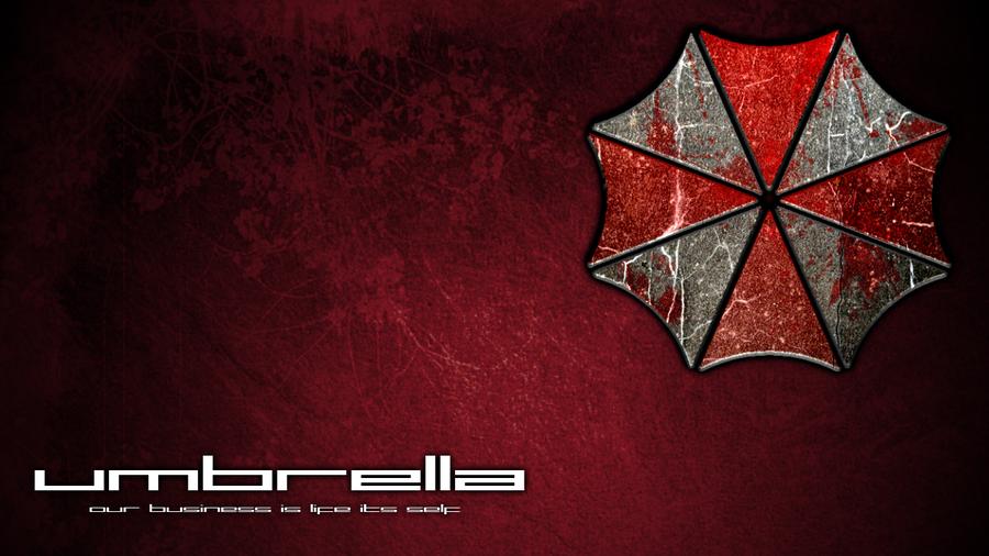 Umbrella Wallpaper Resident Evil by TermileChicken 900x506