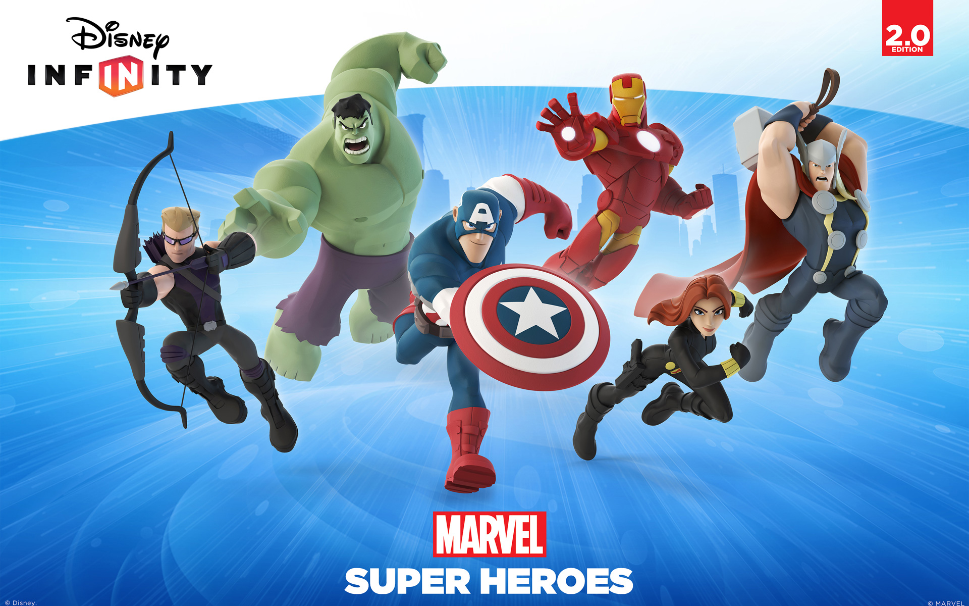 Disney Infinity Marvel Super Heroes Wallpaper   HD Wallpapers Desktop 1920x1200