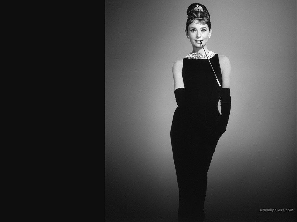 Audrey Hepburn AHepburn Wallpapers 1024x768
