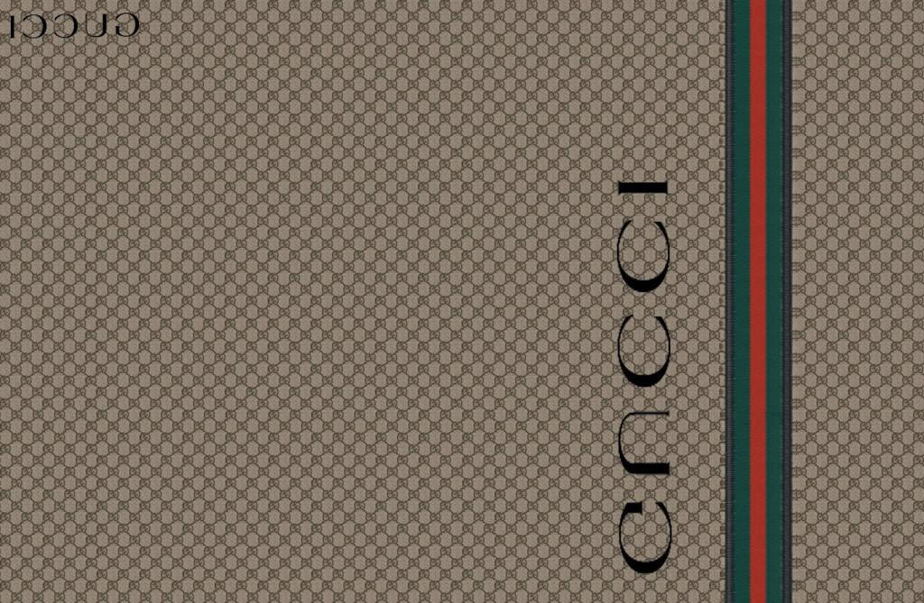 Gucci Pattern Wallpaper 1024x669