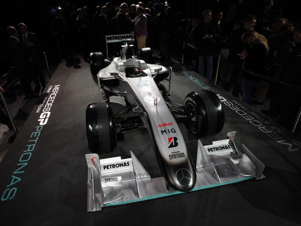 Formula 1 Wallpaper Mercedes   image 28 1024x768