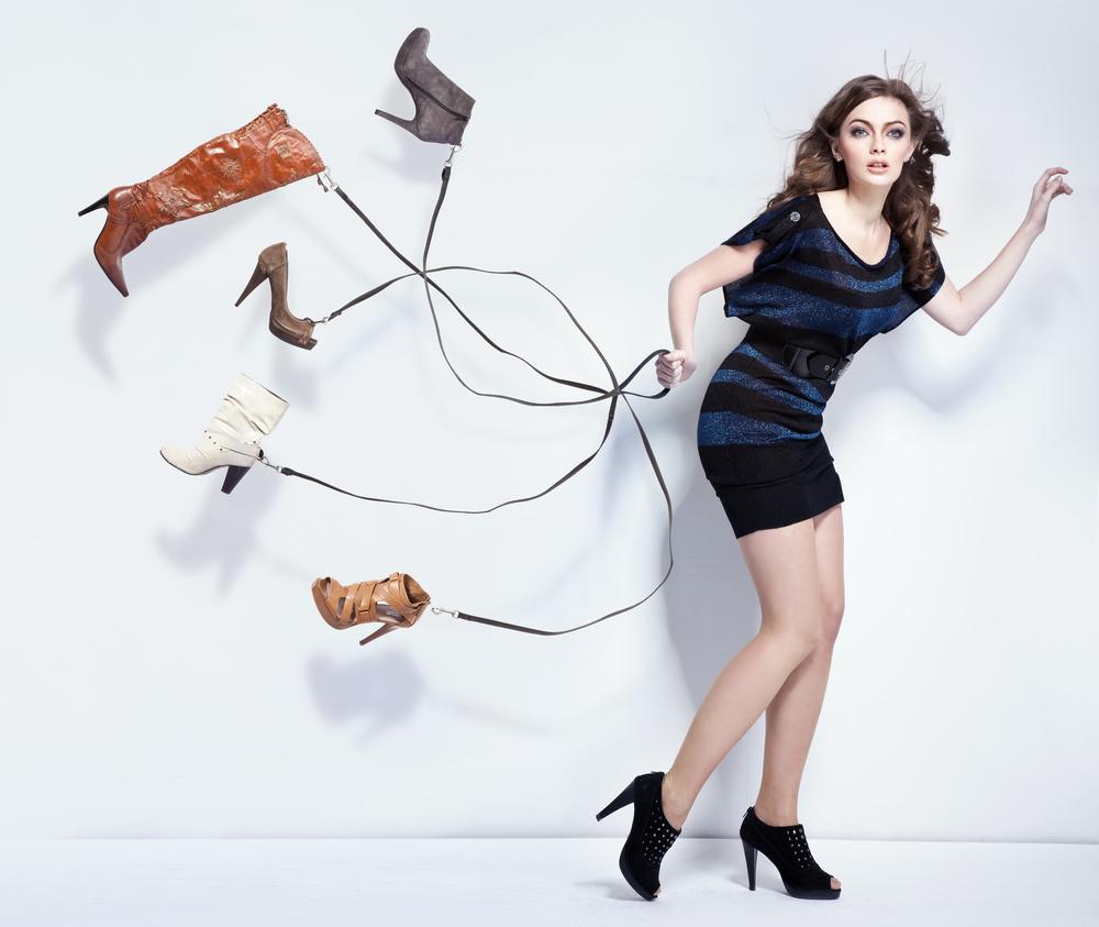 Ladies Squat Shoes