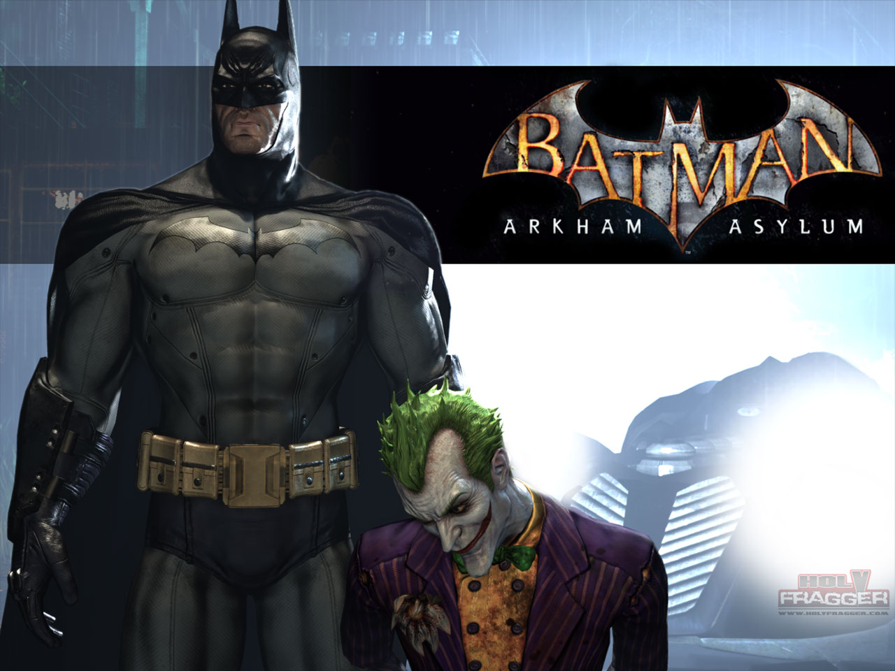 Batman Arkham Asylum Joker Wallpapers 4298 Hd Wallpapers in Games 1280x960