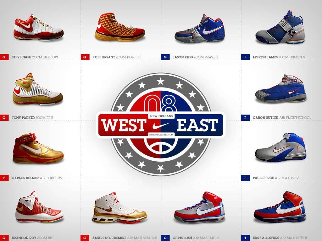 Free Download Nba Nike Shoes Wallpaper Nba Wallpaper 1024x768