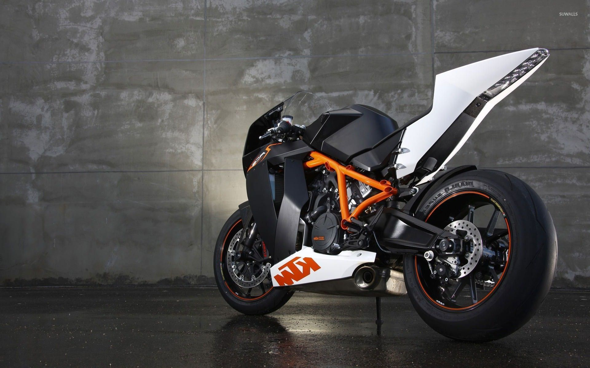 KTM 1190 RC8 wallpaper   Motorcycle wallpapers   8974 1680x1050