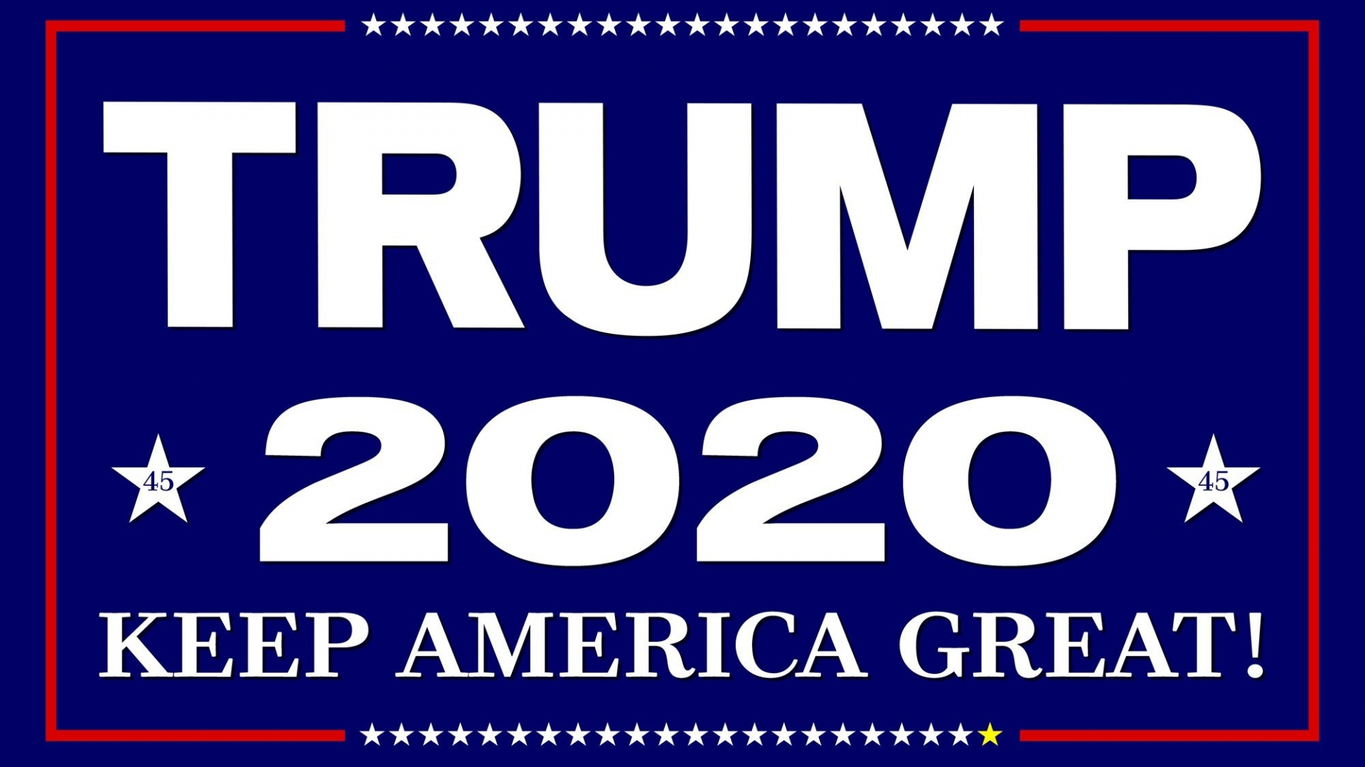 download 16x10 trump2020swag [2000x1200] for your Desktop 1920x1080