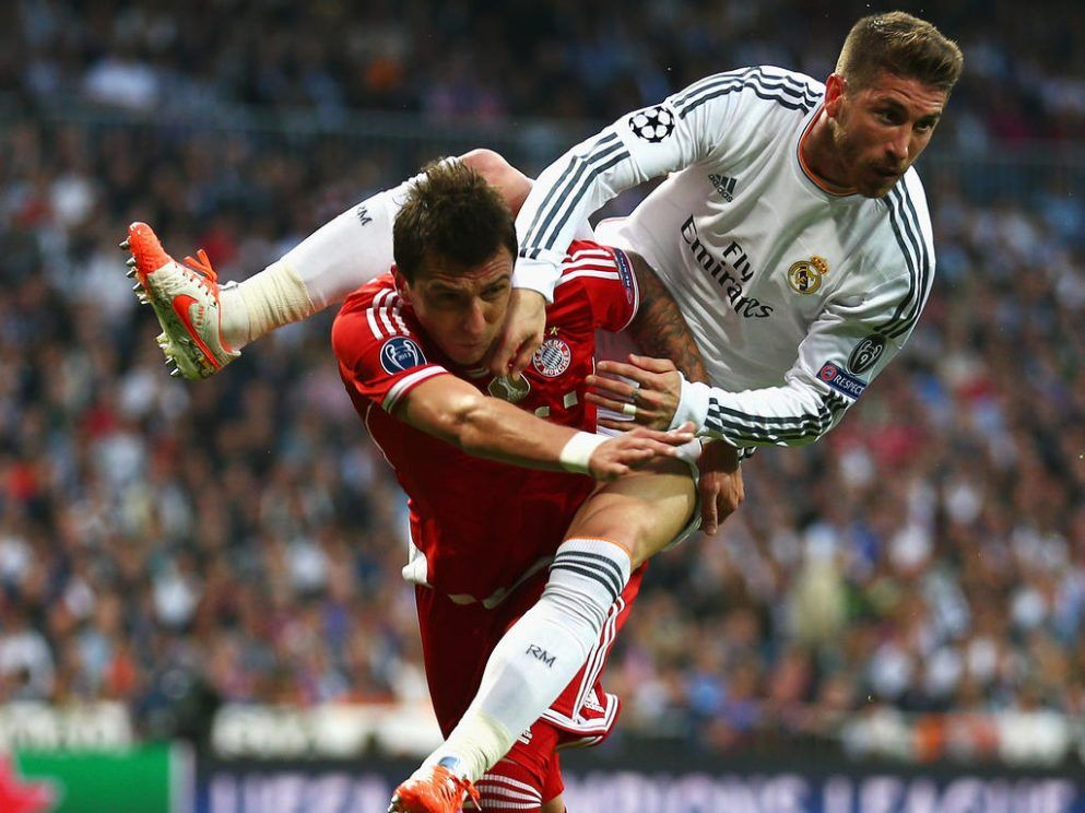 Free Download Sergio Ramos 2015 Wallpapers Hd 993x744 For