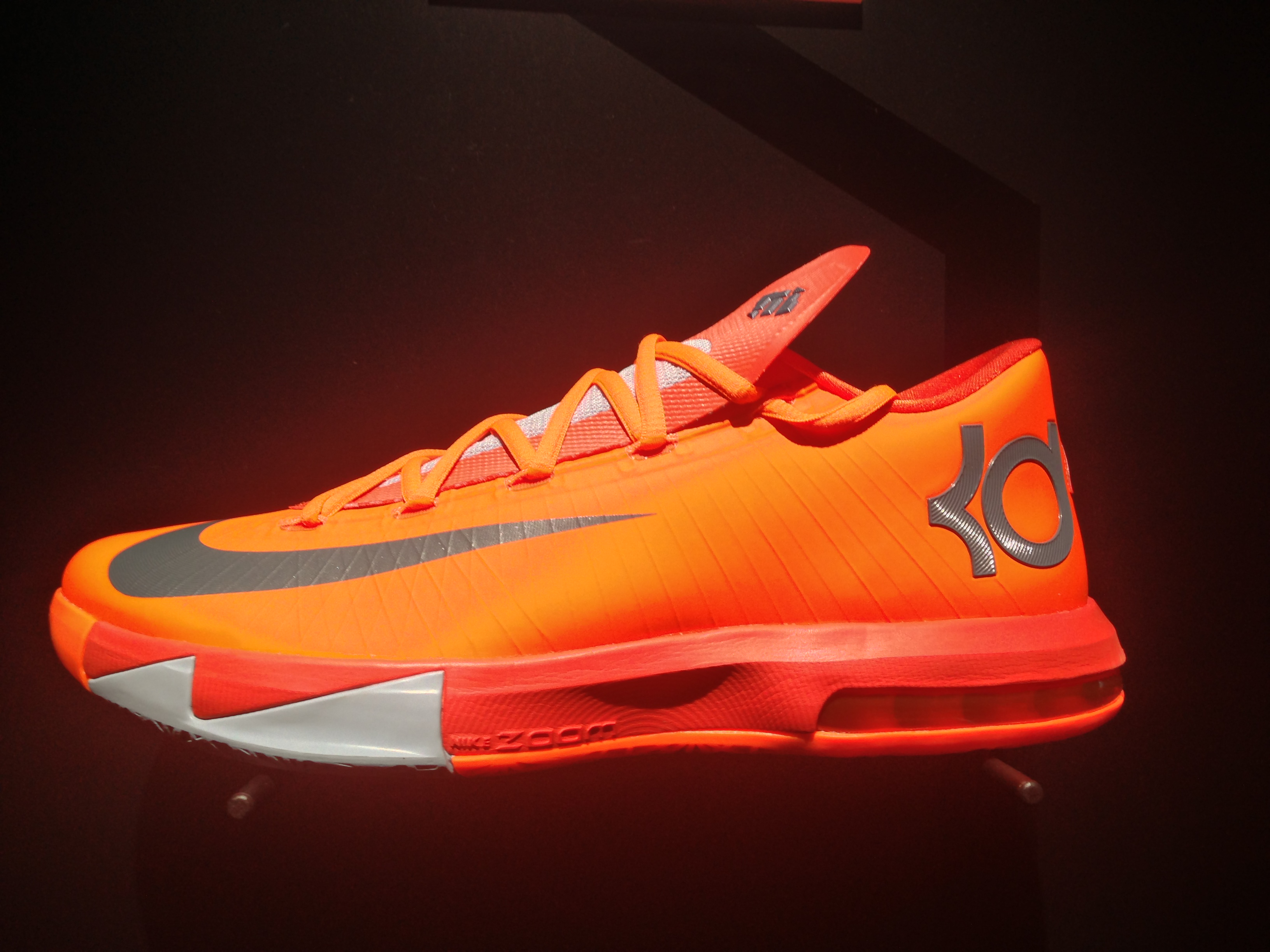 Kevin Durants Nike KD VI Shoe Release Photos