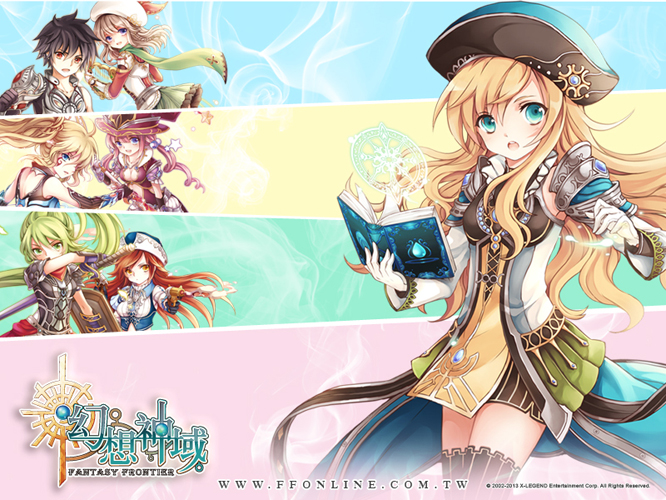Fantastic Wallpapers for Aeria Games Aura Kingdom   Aura Kingdom 666x500