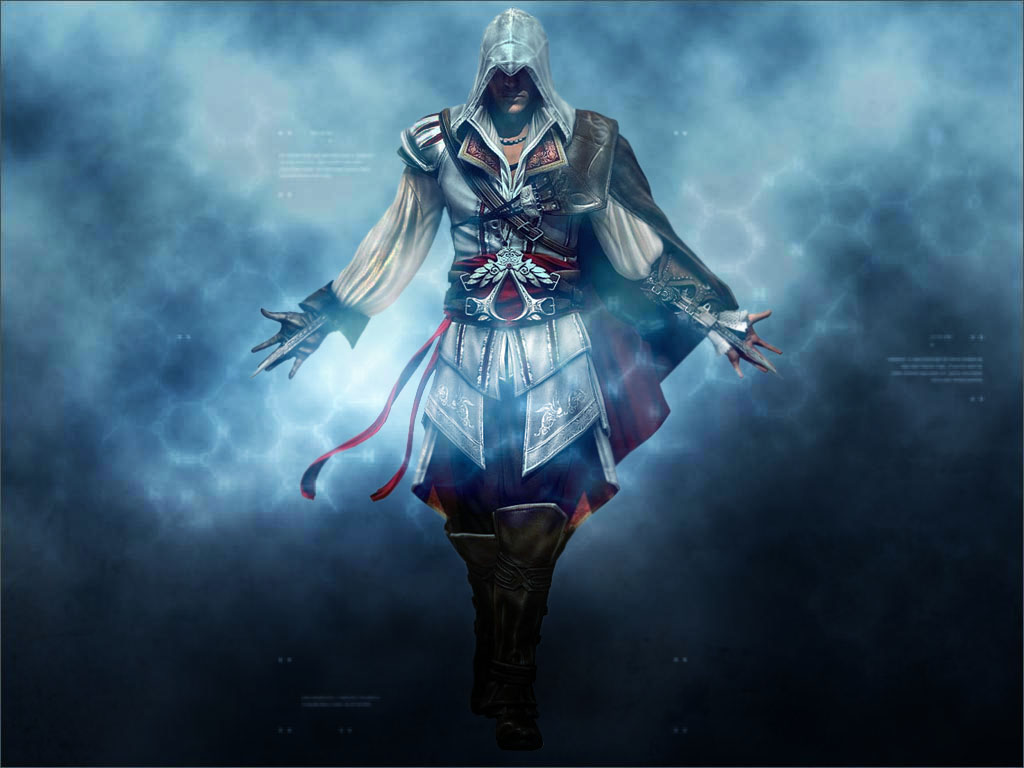 Free Download Assassins Creed 2 Wallpaper 1024x768 For Your