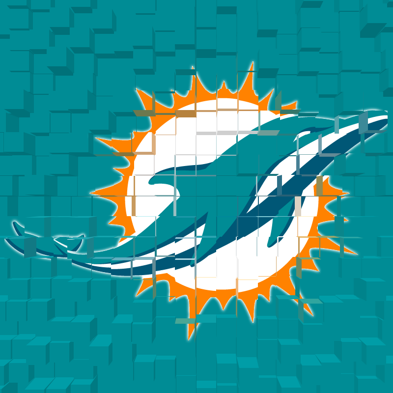 miami dolphins logo wallpaper   wwwhigh definition wallpapercom 800x800
