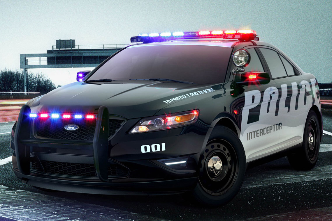 Ford Taurus Police Car   AutoTribute 1139x760