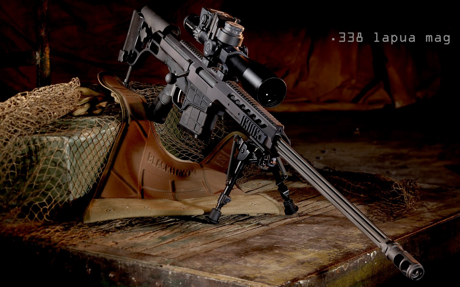 338 Lapua HD Sniper Rifle Desktop Gun Background Vvallpapernetjpg 1600x1000