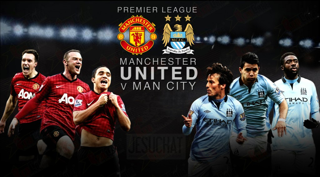 24 Manchester United Vs Manchester City Wallpapers On
