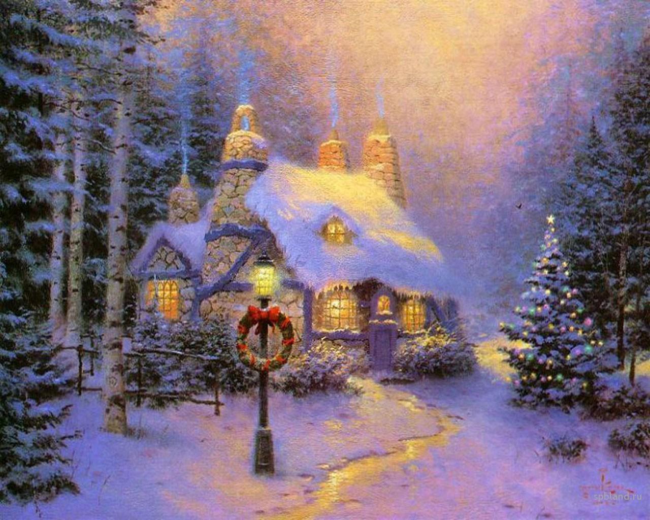 Desktop wallpapers Holidays Christmas wallpapers Christmas 1280x1024