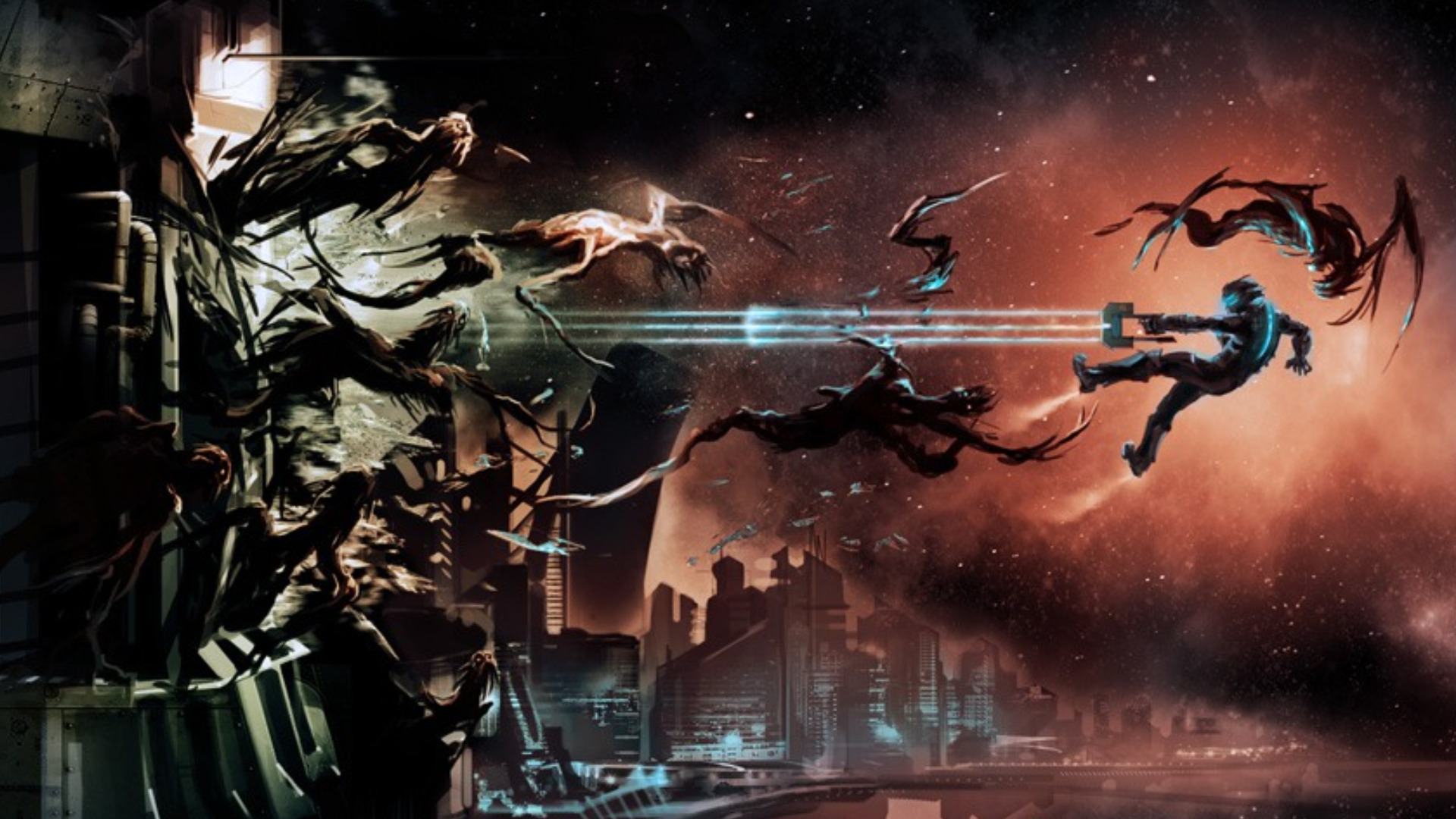 Dead Space 2 wallpaper   1172333 1920x1080