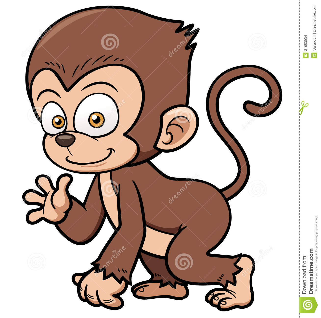 monkey cartoon wallpaper - photo #29