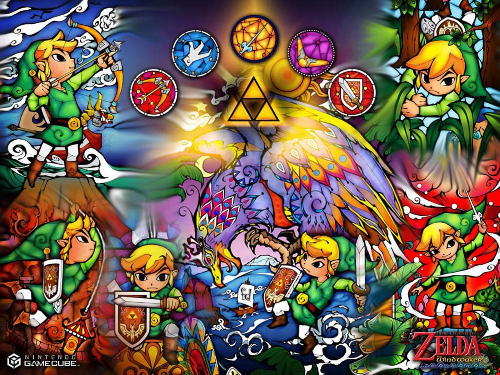 74 Wind Waker Wallpaper On Wallpapersafari