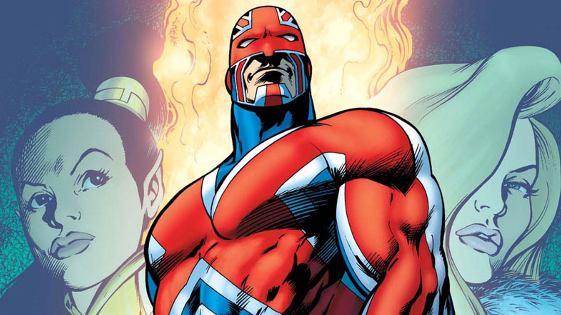Marvel is Rumored To Be Developing a CAPTAIN BRITAIN AND THE BLACK 1920x1080