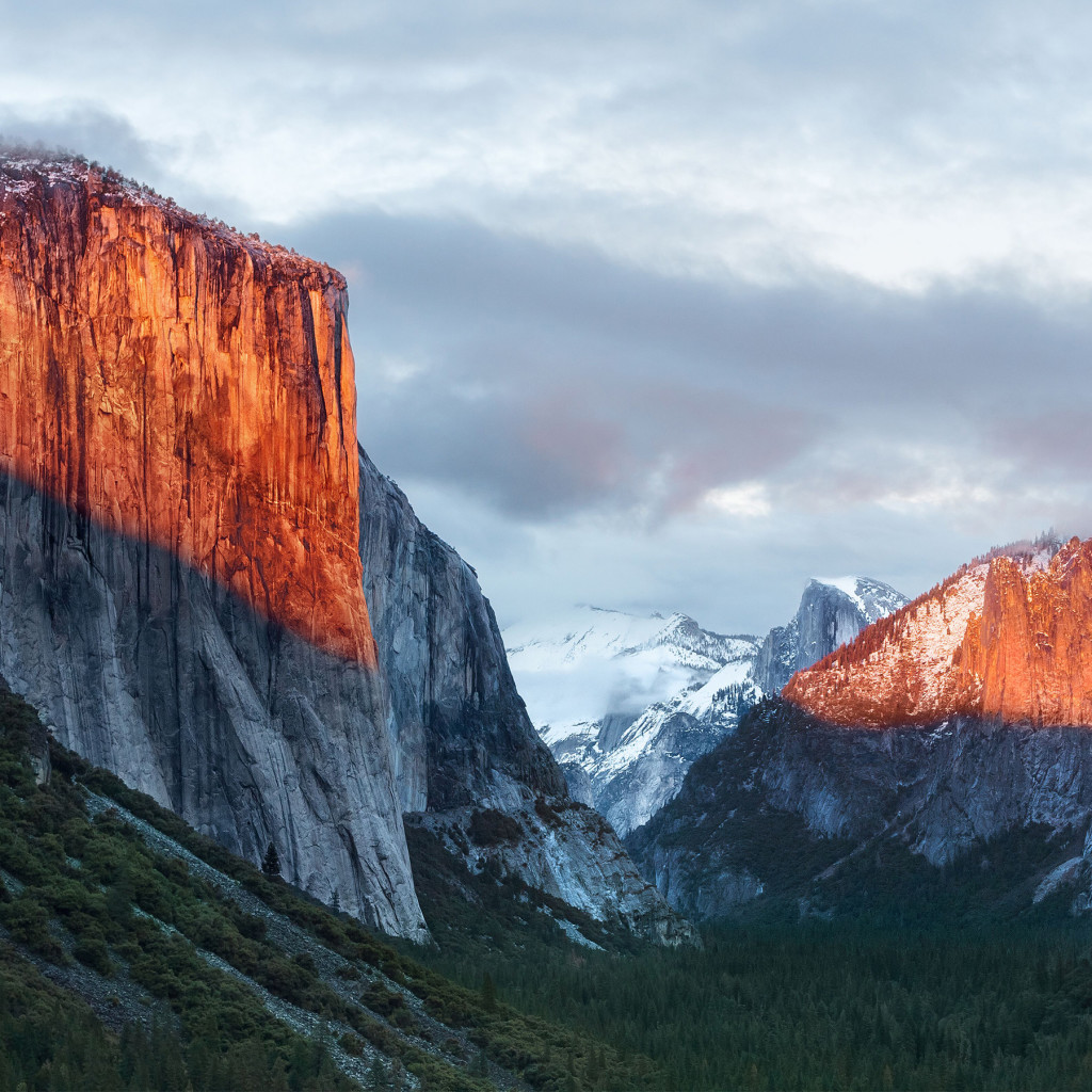 Apple Mac Os X El Capitan HD Wallpaper 6269 1024x1024