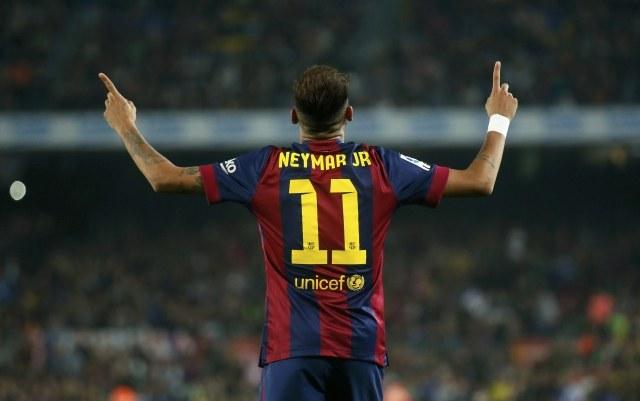 Image Gallery Neymar Number 640x401