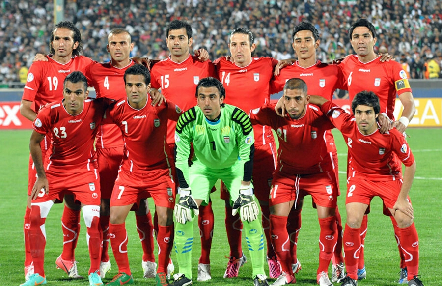 Iran National Football Team Pictures to Pin 900x582