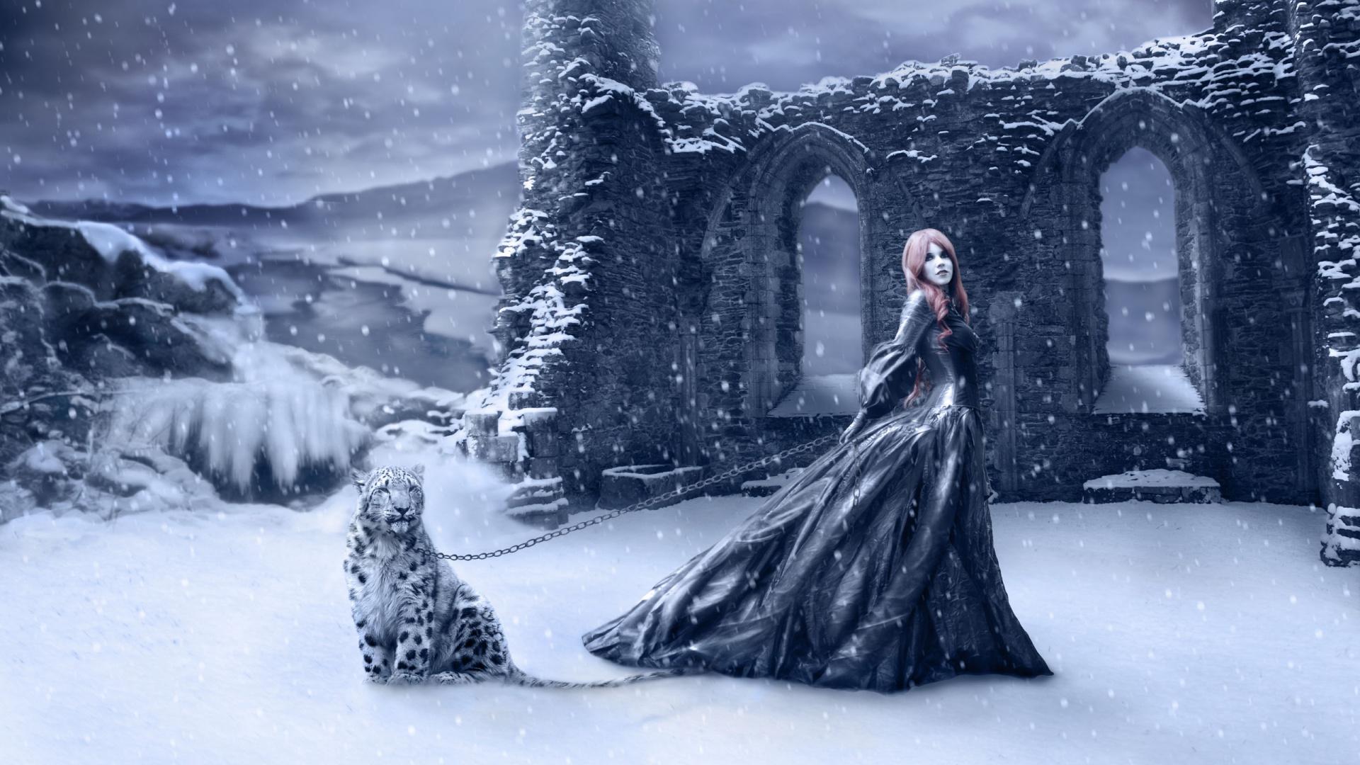 High Resolution Wallpaper Winter