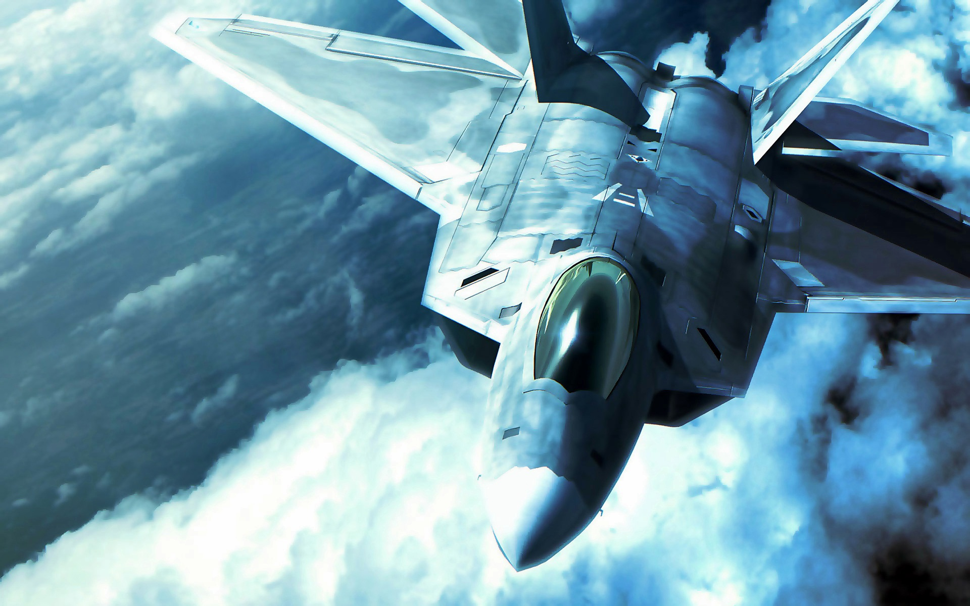22 Raptor in Ace Combat Wallpapers HD Wallpapers 1920x1200