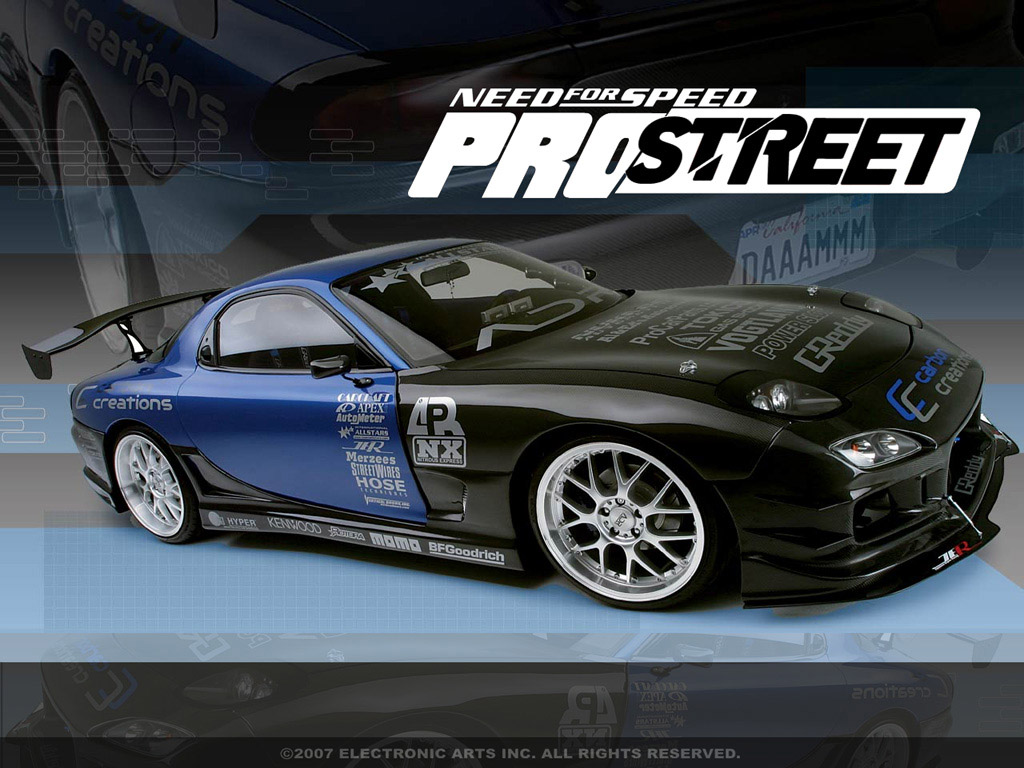 Nfs carswallpapers need for speed cars prostreet carbon most wanted