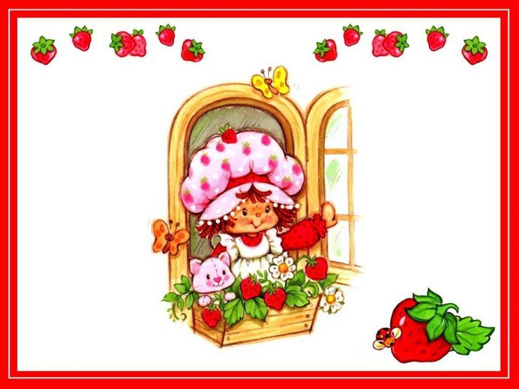 Strawberry Shortcake Wallpaper   Strawberry Shortcake 1024x768