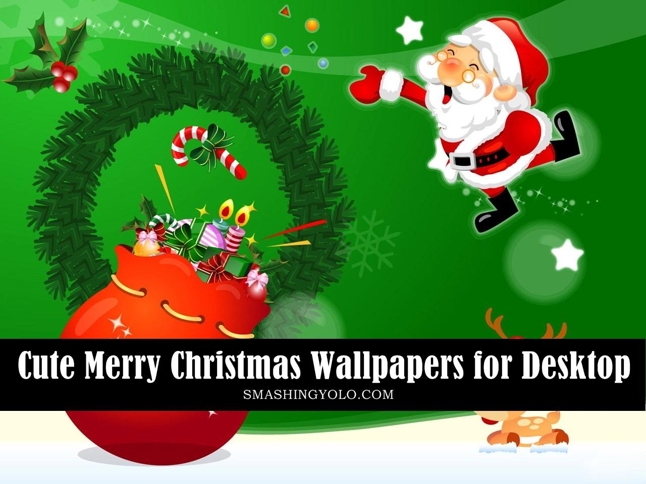 30 Cute Merry Christmas wallpaper for desktop 1280x960