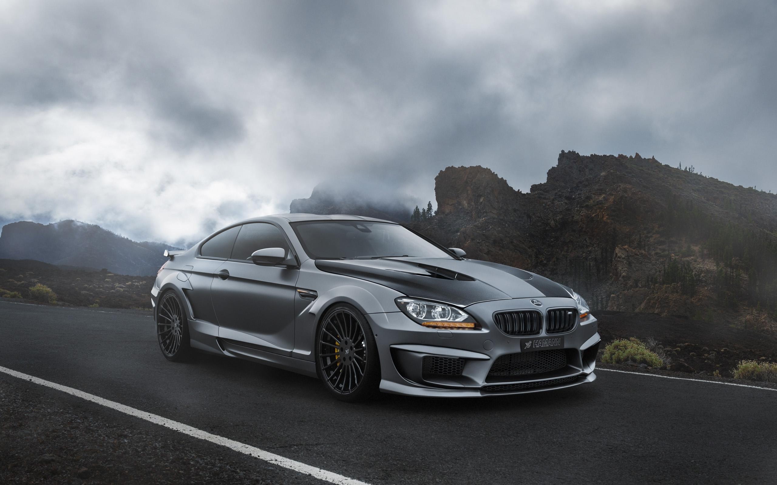 2014 Hamann BMW M6 Mirr6r Wallpaper HD Car Wallpapers 2560x1600