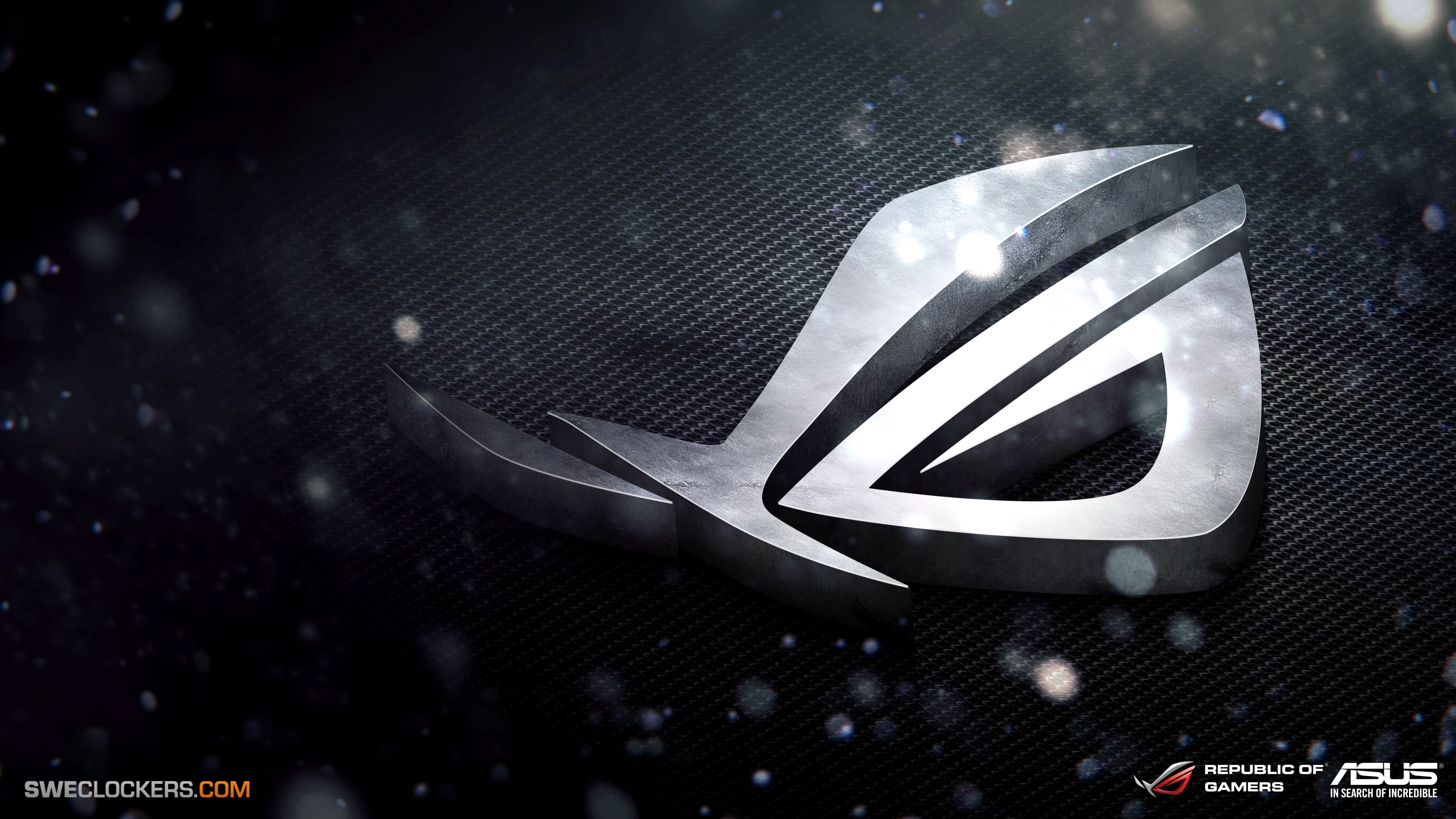 Awesome 4K ROG Wallpapers 3840x2160