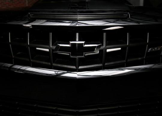 Chevy Logo Black Black chevrolet logo 540x388