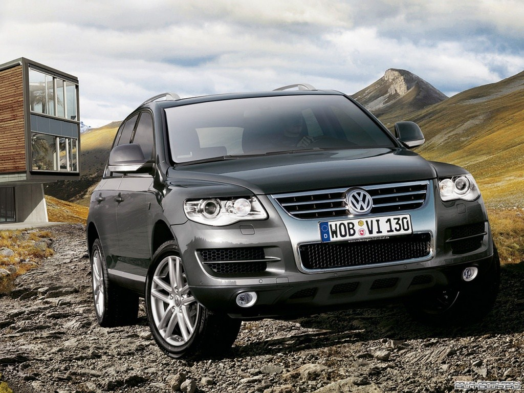 Volkswagen Touareg Wallpapers and Background Images   stmednet 1024x768