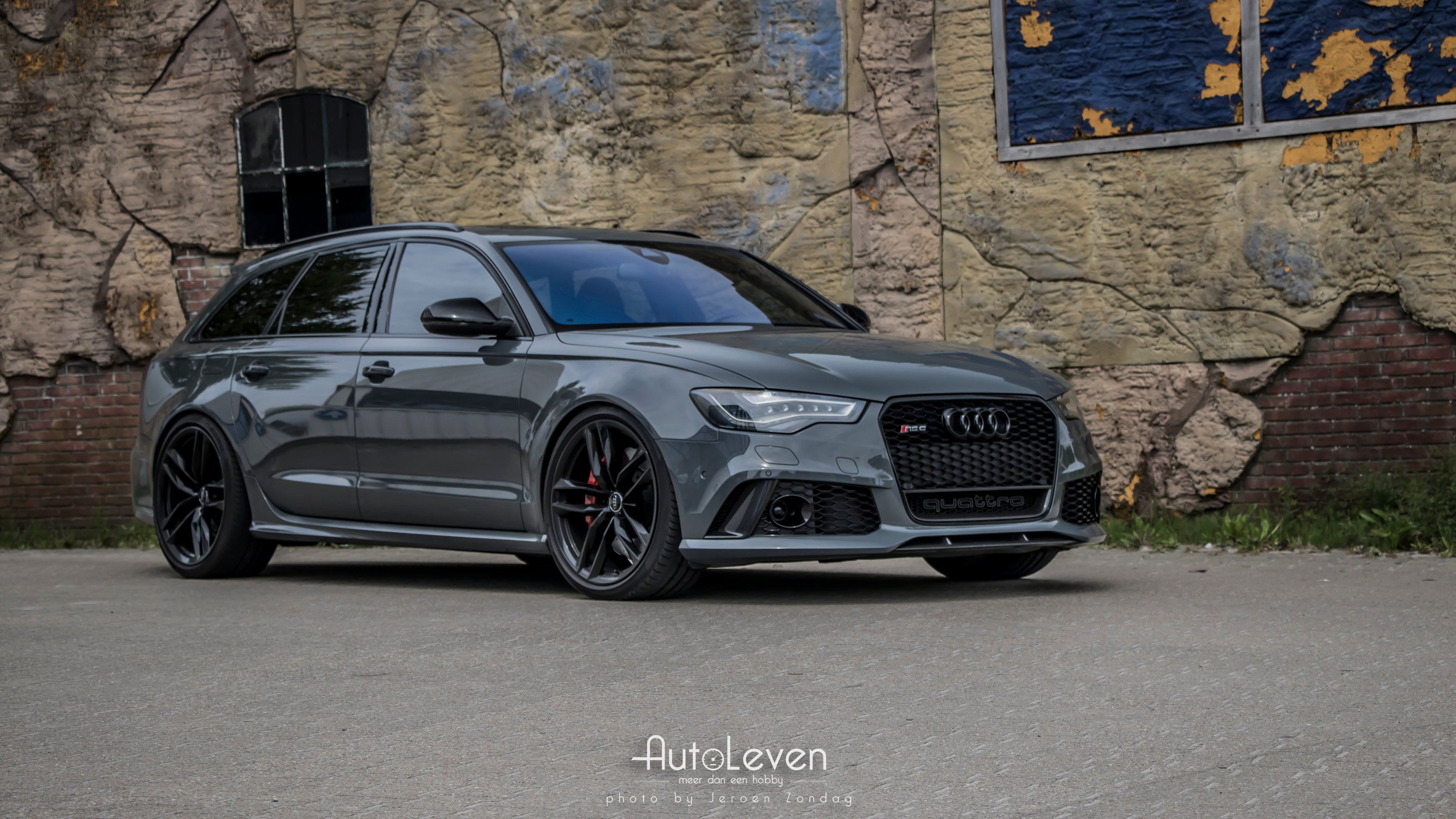 3840x2160px Audi RS6 Wallpapers
