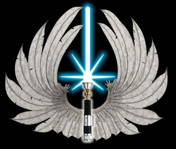 Jedi Order Logo Wallpaper Realistic jedi order logo by 689x585