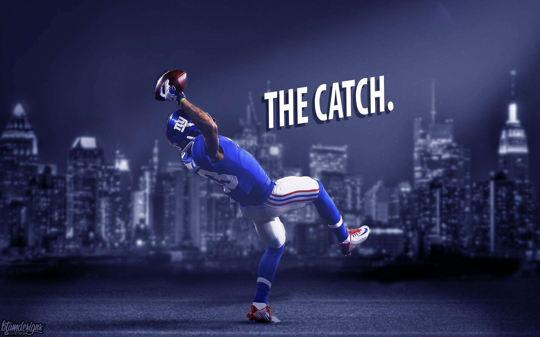 Odell Beckham Jr The Catch 2880x1800