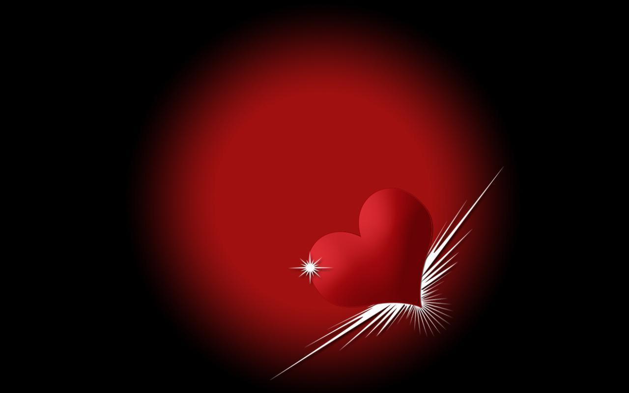 hearts wallpaper 1280x800 1366x768 - photo #41