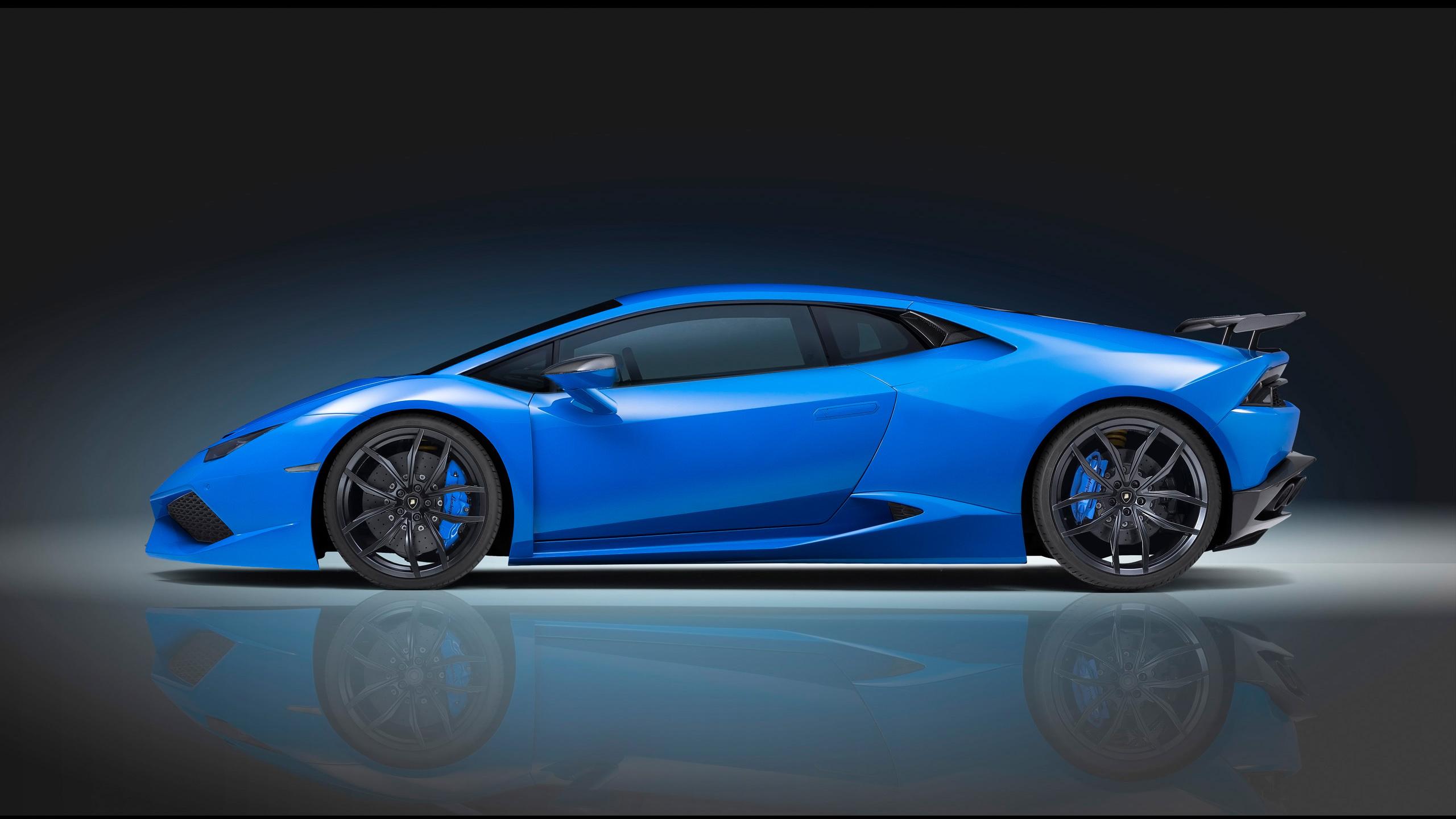 2015 Novitec Torado Lamborghini Huracan N Largo 3 Wallpaper HD 2560x1440