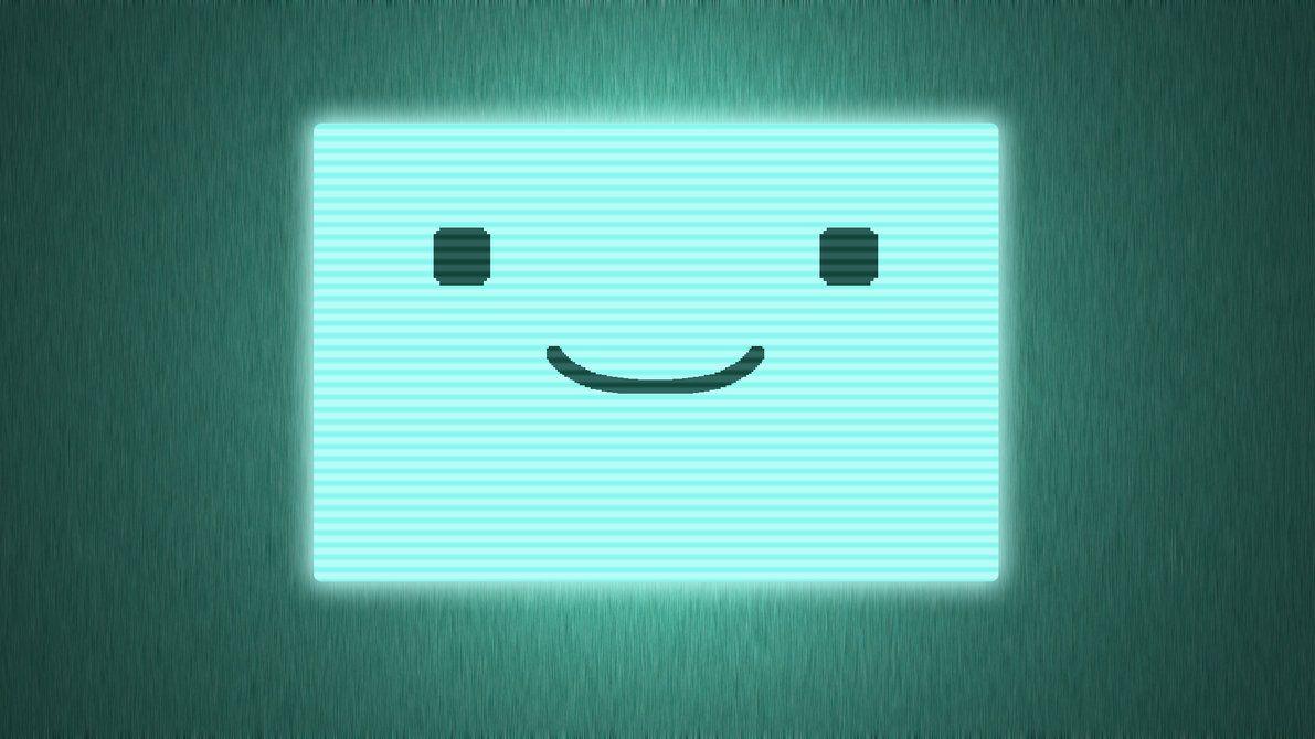 BMO desktop background Nerd Adventure time wallpaper 1191x670