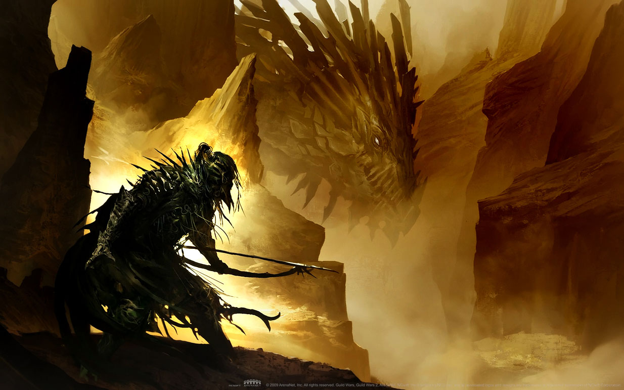 Guild Wars 2 Animated Wallpaper
