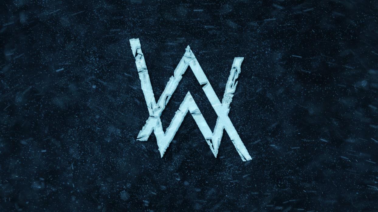 Alan Walker logo   X Games Norway 1244x700