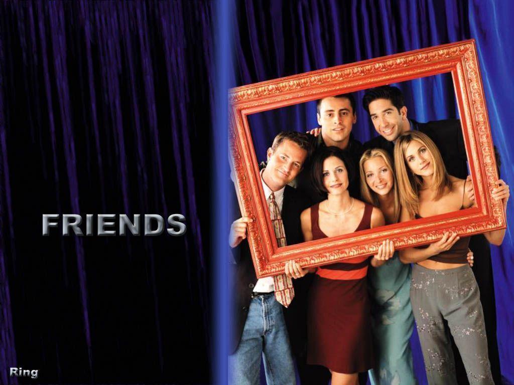 Friends TV Show Wallpapers 1024x768