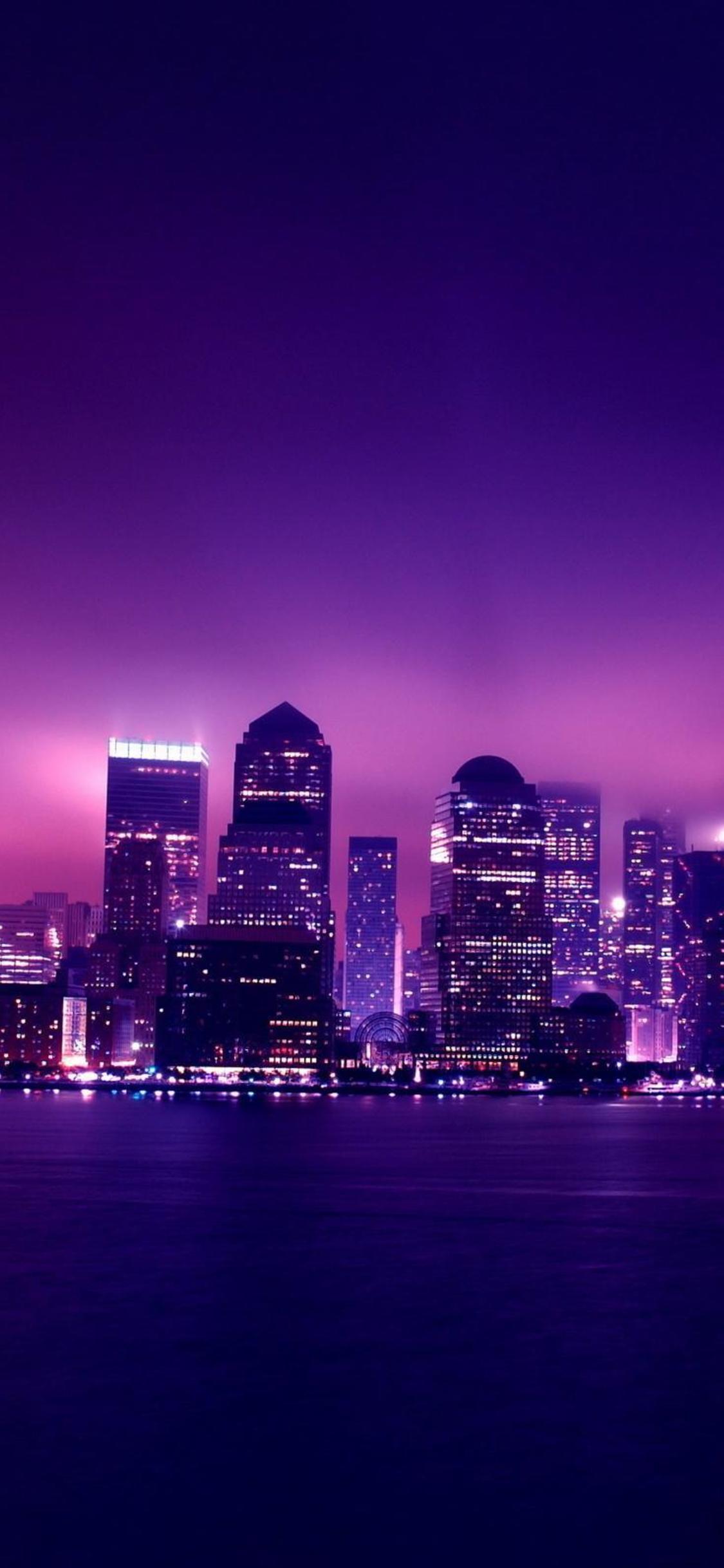 Purple Aesthetic Wallpaper Iphone X 1125x2436
