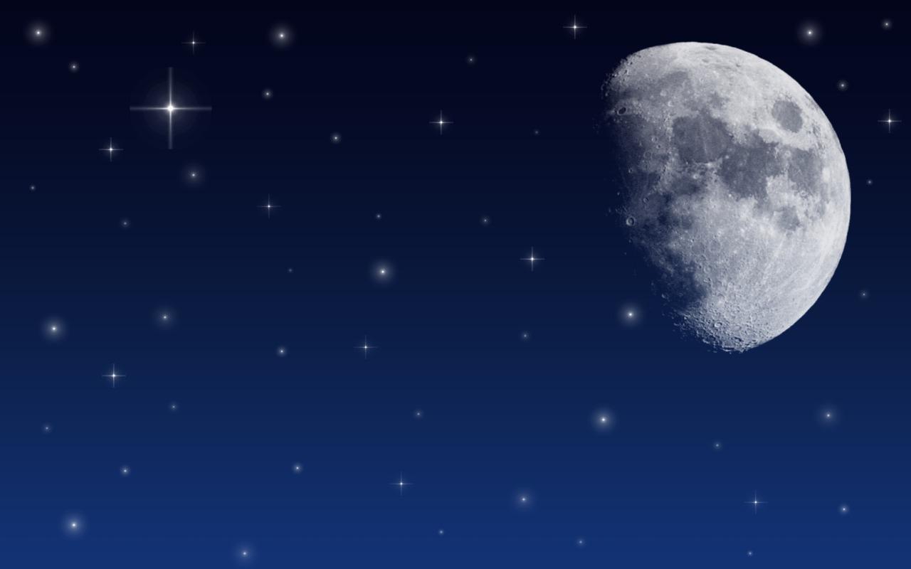 Night Sky Stars Wallpaper Factomdb Com