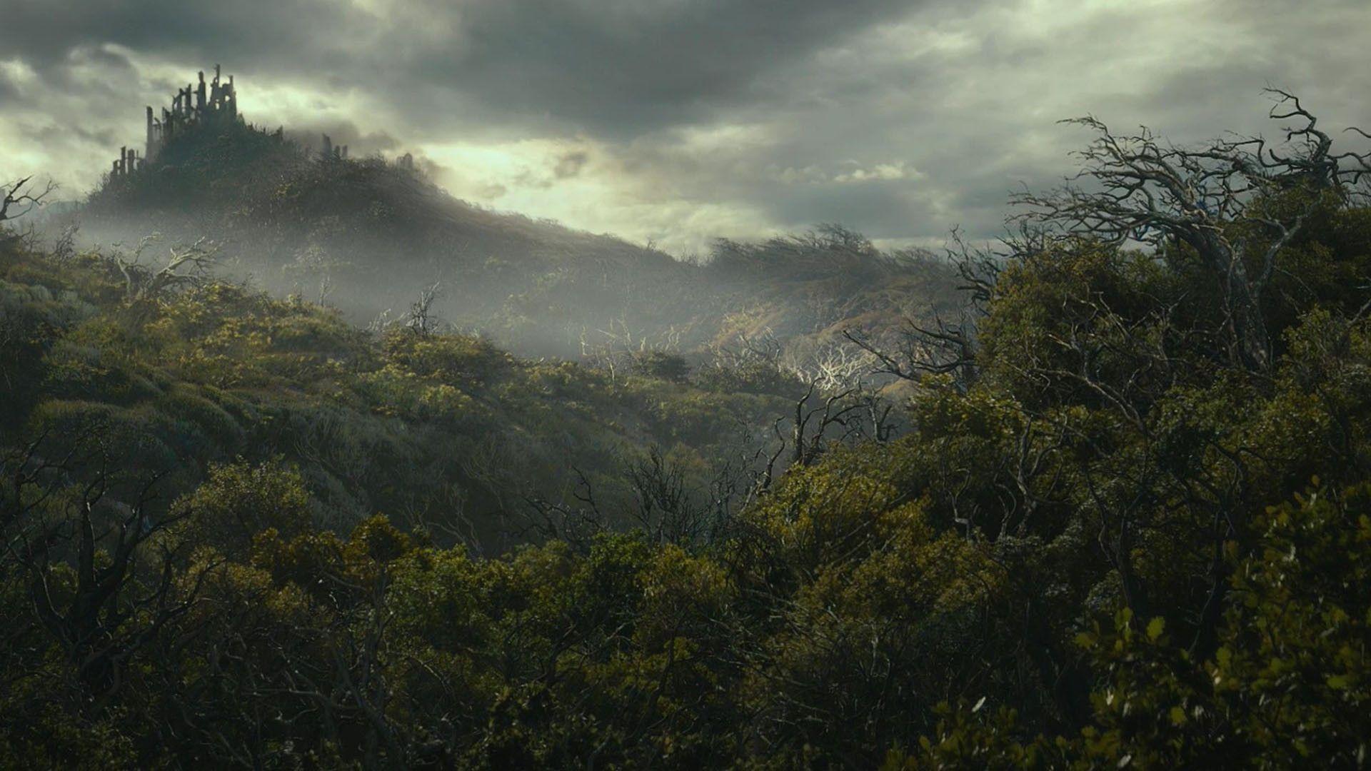 Dol Guldur   The Hobbit HD Wallpaper 1920x1080 1920x1080