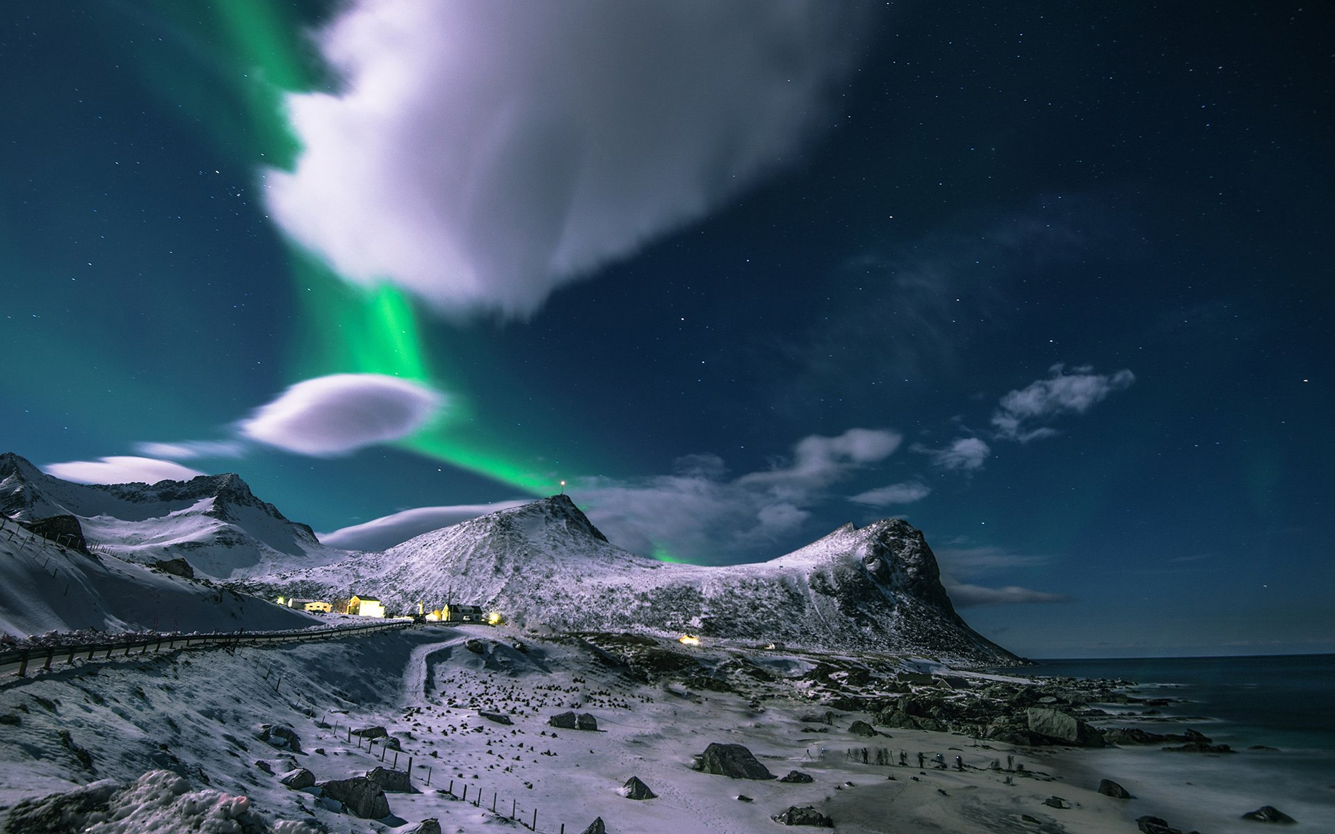 northern lights wallpaper 4k - photo #24