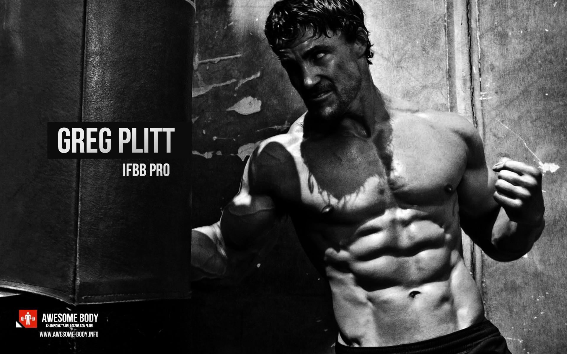Greg Plitt Wallpaper Download American fitness model and actor 1920x1200